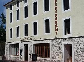 帕莱斯卡特里酒店, Bélesta
