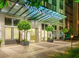 沃德赛诺维娜酒店,纽伦堡市