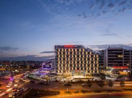 伊斯坦布尔库尔特科伊希尔顿汉普顿酒店