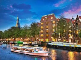 Luxury Suites Amsterdam - Member of Warwick Hotels,位于阿姆斯特丹的酒店