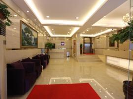 深圳格悦城市酒店