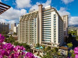 威基基海滩希尔顿花园酒店, 檀香山