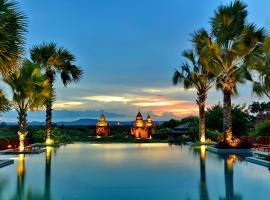蒲甘阿勒姆皇宫度假酒店