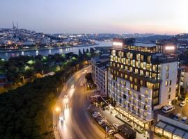 莫凡彼伊斯坦布尔金角酒店