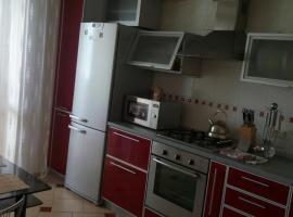 Apartment on Suvorova 103