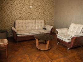Aristokrat Hotel, Kuznetsy