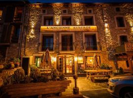 古老客栈之家酒店, 布齐耶比利牛斯2000