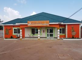 Kofi Appiah Lodge, Trede