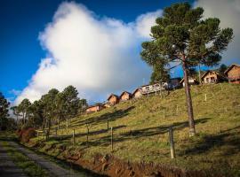 弗格埃泰尔诺山林小屋