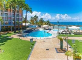 卡利比海滩酒店