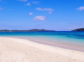 椰子海滩度假村, Tavewa