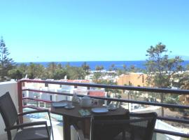 Top Studio in Playa de Las Americas mit Meerblick