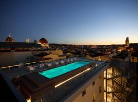 佛罗伦萨格兰斯酒店,位于佛罗伦萨的酒店