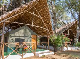 AHG Kuwinda Ecolodge Tented Camp