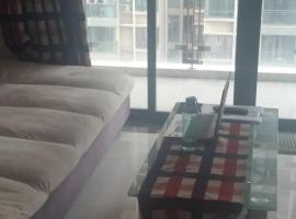 重庆大学城简负青年公寓