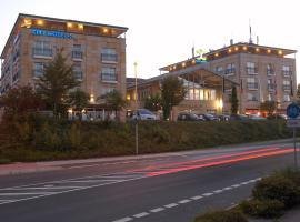 法兰克福巴德菲柏城市酒店