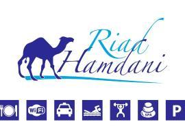 哈姆达尼摩洛哥传统庭院住宿加早餐旅馆