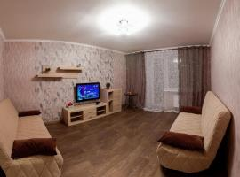Apartment on Dniprovskiy boulevard