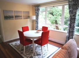 美丽的两卧室私人公寓