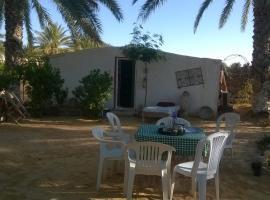 普罗什沙漠度假屋, 杜兹