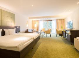 赛尔图环形酒店