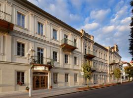 布拉格spa酒店