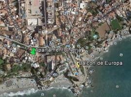 Apartamento Iglesia Balcón de Europa