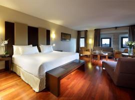 圣马尔塔宫欧洲之星酒店, 特鲁希略