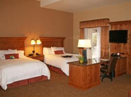 布法罗汉普顿套房酒店, 水牛城