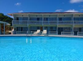 国王兰丁酒店, Union Island (Palm Island附近)