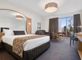 格拉塔克威品质酒店, Wangaratta