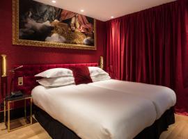 埃菲尔小卢浮宫酒店