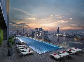 曼谷河畔安凡尼酒店, 曼谷
