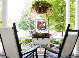 红狮旅馆, 斯托克布里奇