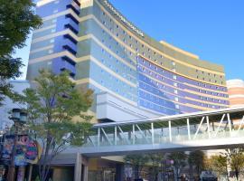 福冈运河城华盛顿酒店