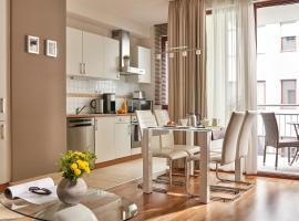 布达佩斯七季公寓酒店