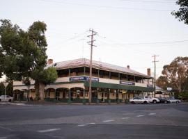 澳大利亚格拉夫顿酒店, 格拉夫顿