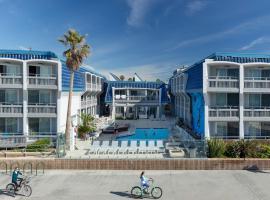 蓝海滩酒店