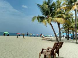 马拉利乌玛帕西海滩别墅住宿加早餐旅馆