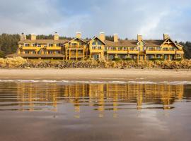 海洋山林小屋