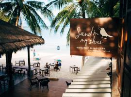 鞋中沙海滩阁楼酒店