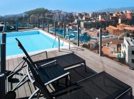 加泰罗尼亚奎尔公园酒店