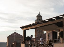 阿布拉多斯酒店, Gandesa