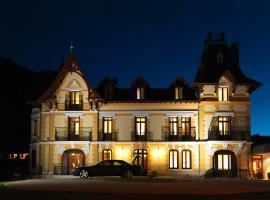 阿格尼斯庄园酒店, 阿列日河畔的塔拉斯孔