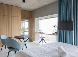 苏黎世普莱西德设计与生活方式酒店