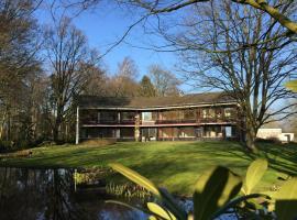 Villa am Hülser Berg nähe Düsseldorf