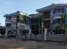 Shangani Hotel Apartments, Mtwara (Lindi Urban附近)