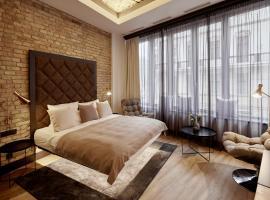 布达佩斯阁楼公寓