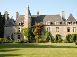圣帕特纳城堡酒店, 圣帕泰讷
