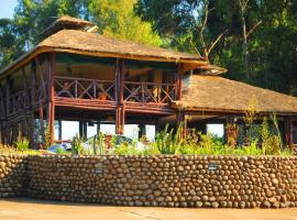 Davinci Gorilla Lodge, Kinigi